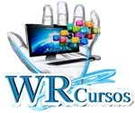 Logomarca WR Cursos